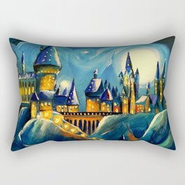Magic at First Sight Rectangular Pillow