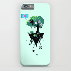 Greedy Grackle iPhone 6s Slim Case
