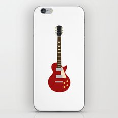 Gibson Les Paul Red iPhone & iPod Skin
