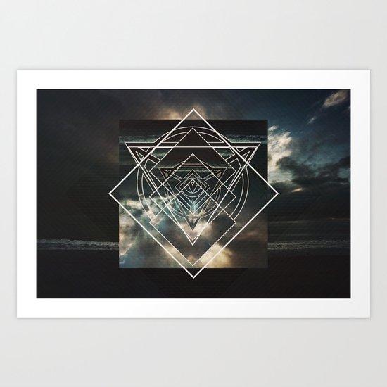 Forma 13 Art Print