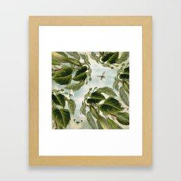 SPARYSIKA Framed Art Print