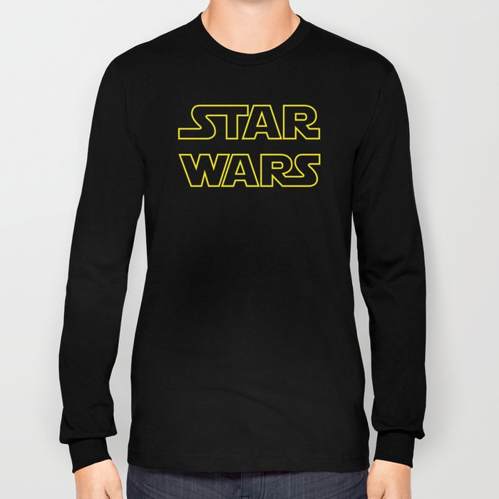 Star Logo Wars Long Sleeve T-shirt