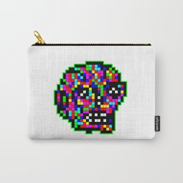 Old Skull Carry-All Pouch