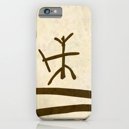 Ethnic 3 Canary Islands iPhone Case