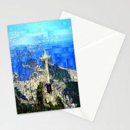 Cristo In Rio De Janeiro Brazil Stationery Cards