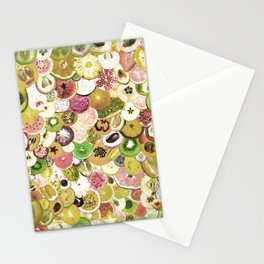 Fruit Madness (All The Fruits) Vintage Stationery Cards