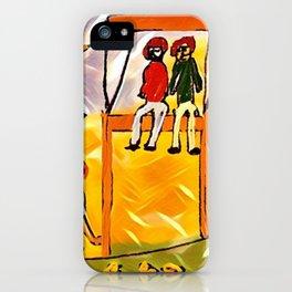 The jokers iPhone Case
