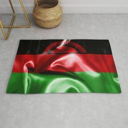Malawi Flag Rug