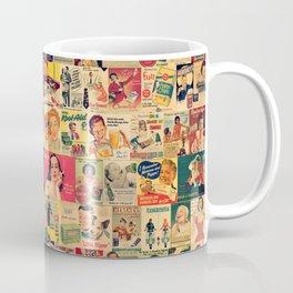 Retro Ads Coffee Mug
