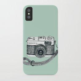 Olympus Trip 35 iPhone Case