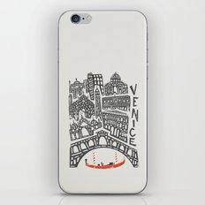 Venice Cityscape iPhone & iPod Skin