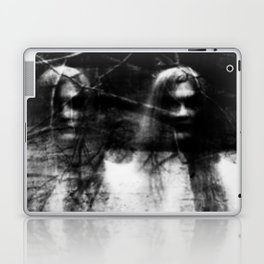 Ghost Sisters Laptop & iPad Skin