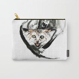 Desert Cat 1 Carry-All Pouch
