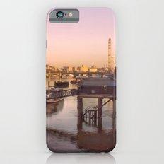 Cityscape London In Winter Slim Case iPhone 6s
