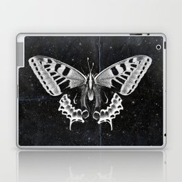 Butterfly in the stars Laptop & iPad Skin