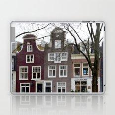 Amsterdam houses Laptop & iPad Skin