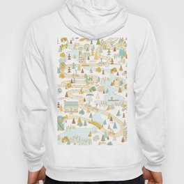 Over the River and Through the Woods Hoody
