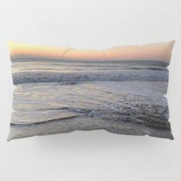 Gorgeous Sunset of Clearwater Beach, Florida Pillow Sham