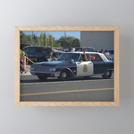 mayberry Framed Mini Art Print
