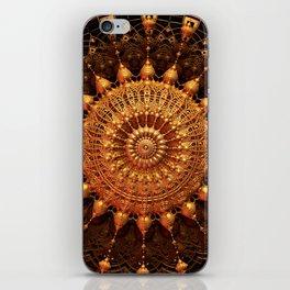 Sun Spur - Raw 3D Fractal iPhone Skin