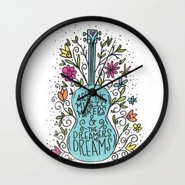 music makers Wall Clock