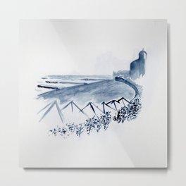 Untitled - lido Metal Print