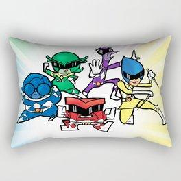 MIGHTY POWER EMOTIONS Rectangular Pillow