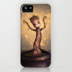 Baby Groot Slim Case iPhone (5, 5s)