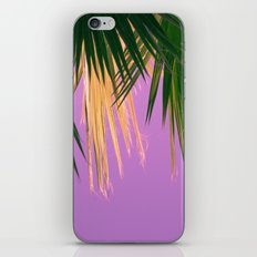 Sunset Boulevard iPhone & iPod Skin