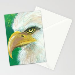 Strength (Eagle) Stationery Cards