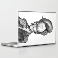 coco Laptop & iPad Skins featuring CoCo by AndyGarnerFlexner