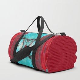 Sporting Wood Duffle Bag