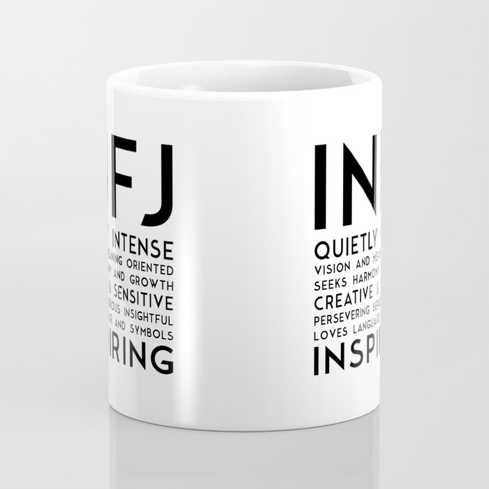 INFJ Coffee Mug