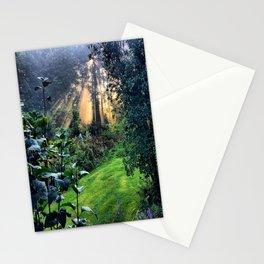 Magic Morning Sunlight Stationery Cards