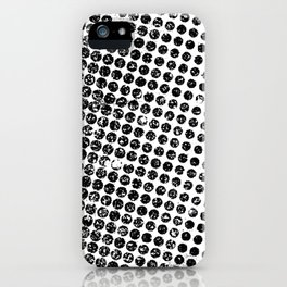 Grunge Style Revival iPhone Case