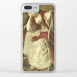 Chariclea, Anonymous, c. 1660 Clear iPhone Case