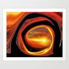 Sunwirx Art Print