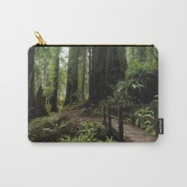 Redwood Roaming - California Wanderlust Carry-All Pouch