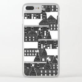 Stoke-On-Trent Clear iPhone Case