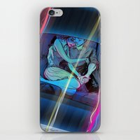 concert iPhone & iPod Skins featuring Concert Pitch by Mike Malbrough
