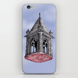 Fleshy Architecture  iPhone Skin