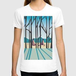 Sleepy Mountains T-shirt