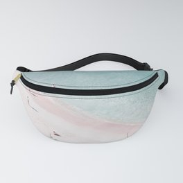 beach family love Fanny Pack