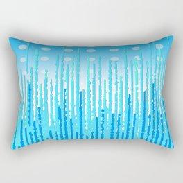 zeros and ones 3b Rectangular Pillow