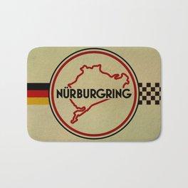 Nürburgring, the Green Hell Bath Mat