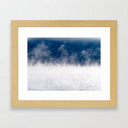 -20 degrees Celsius Framed Art Print