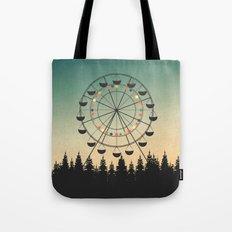 Take a Ride Tote Bag