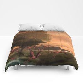 Mana: Welcome Home Comforters