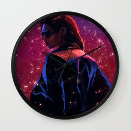 Bella Peng Wall Clock