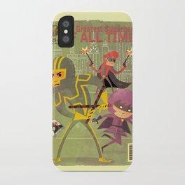 kick ass fan art 2 iPhone Case